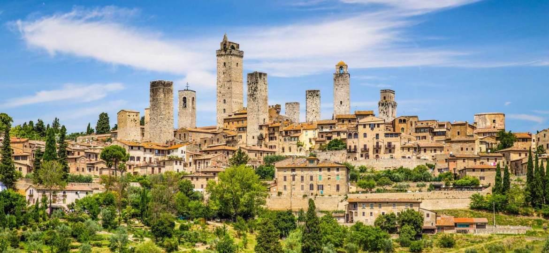 San Gimignano: Η πόλη των πύργων στην Τοσκάνη