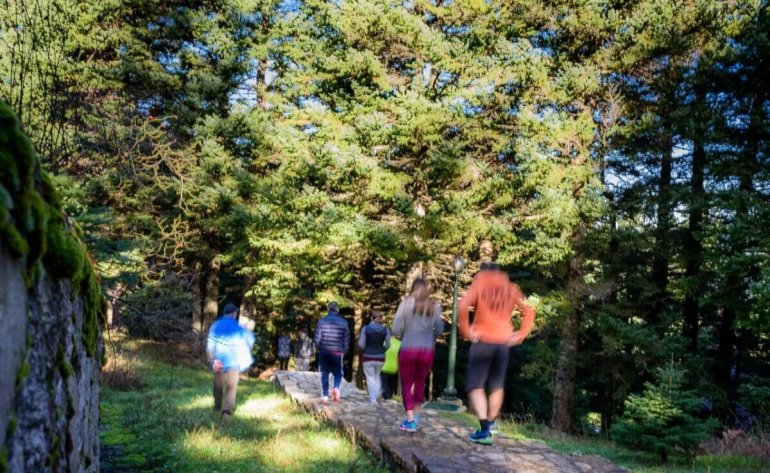Mountain Fitness BootCamp: Κάνε κράτηση στην ευεξία! - itravelling.gr