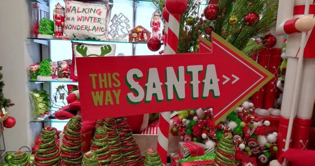 Μια ημέρα στα Diafano Stores για ταξίδι στην χώρα των Χριστουγέννων
