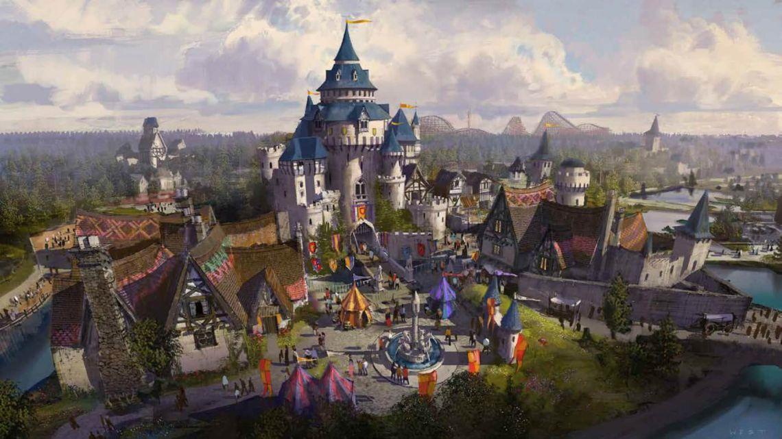Έρχεται η Disneyland στην Αγγλία! - itravelling.gr