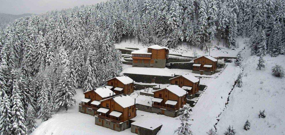 «Ελβετικές» διακοπές στα σαλέ…. της Ελάτης Τρικάλων! - itravelling.gr