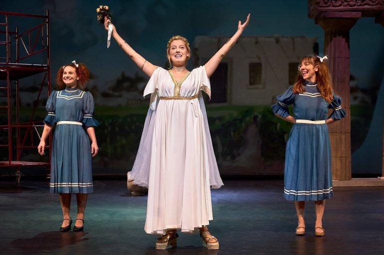 Ιστορίες του παππού Αριστοφάνη: Μια παράσταση για τους μικρούς μας φίλους - itravelling.gr