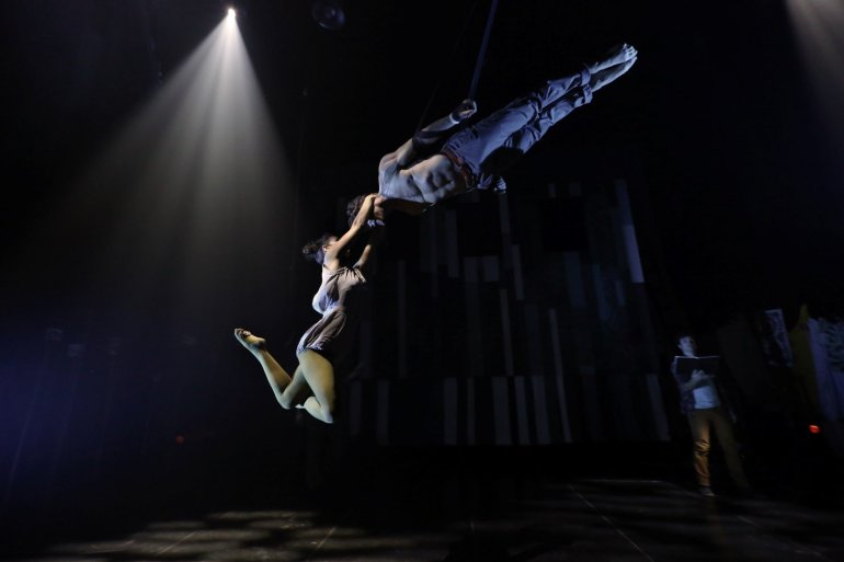 Attrape-Moi: Μια παράσταση που δεν πρέπει να χάσεις στο ΚΠΣΝ - itravelling.gr
