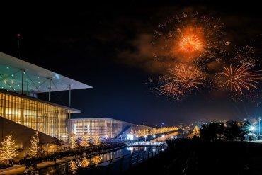 Υποδεχόμαστε το νέο χρόνο στο Κέντρο Πολιτισμού Ίδρυμα Σταύρος Νιάρχος - itravelling.gr