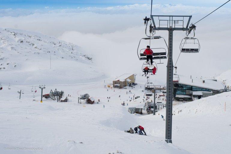 Γιορτάζουμε την Παγκόσμια Ημέρα Χιονιού μαζί με τα παιδιά στο Χιονοδρομικό Κέντρο Παρνασσού - itravelling.gr