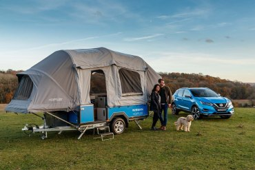 Nissan x OPUS Concept Camper: Για camping… μακράς διάρκειας! - itravelling.gr