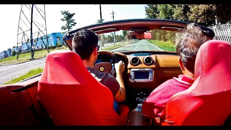 Εξερεύνησε την Ιταλία μέσα σε μία Ferrari! - itravelling.gr