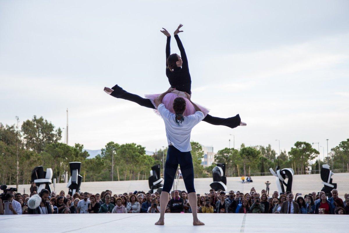 Πάμε στο ΚΠΙΣΝ για την Παγκόσμια Ημέρα Χορού