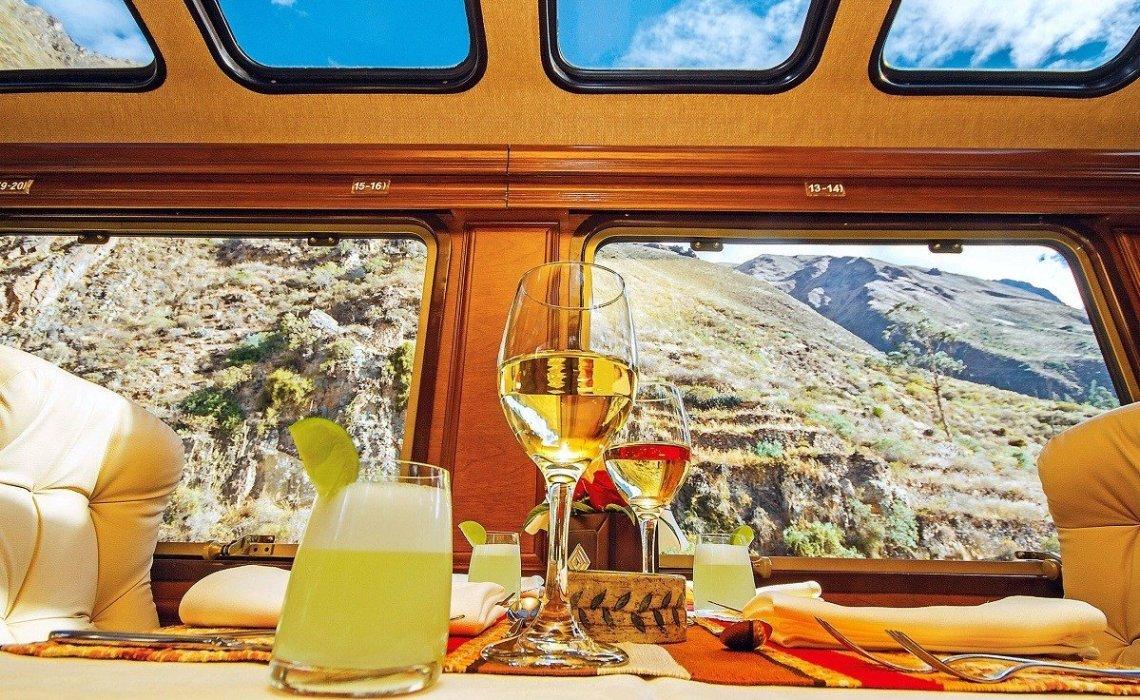 Cocktail Train: Το τρένο που σε πηγαίνει στο Μάτσου Πίτσου με cocktail - itravelling.gr