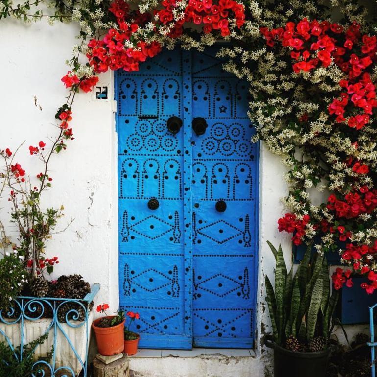 Sidi Bou Said: Το κυκλαδονήσι της Τυνησίας - itravelling.gr