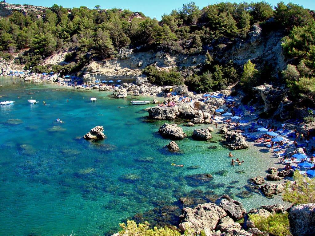 9+1 ελληνικές παραλίες για μπάνιο στον παράδεισο! - itravelling.gr