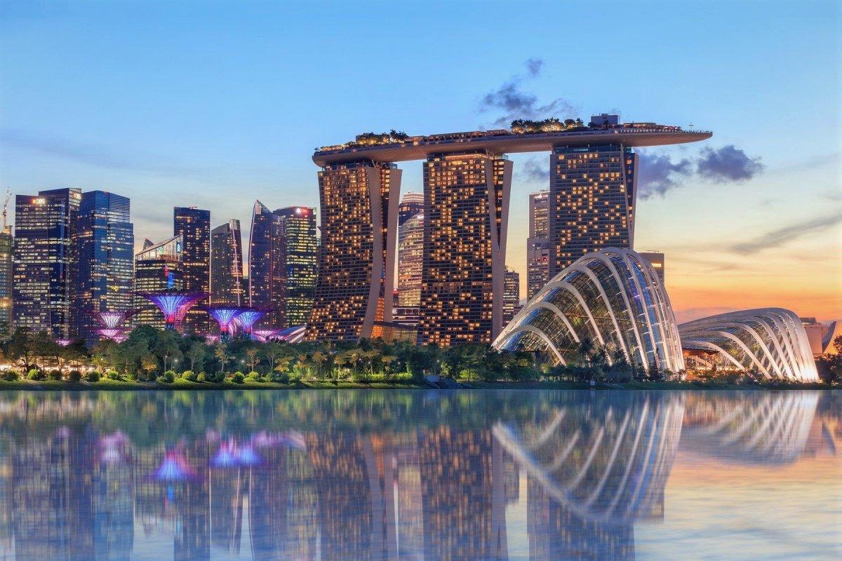 10 λόγοι για να πας στη Σιγκαπούρη
