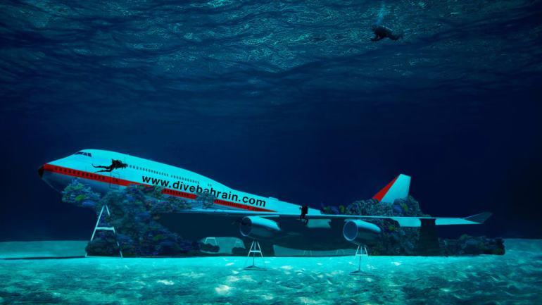 Πάμε για κατάδυση μέσα σε ένα βυθισμένο Βoeing 747 - itravelling.gr