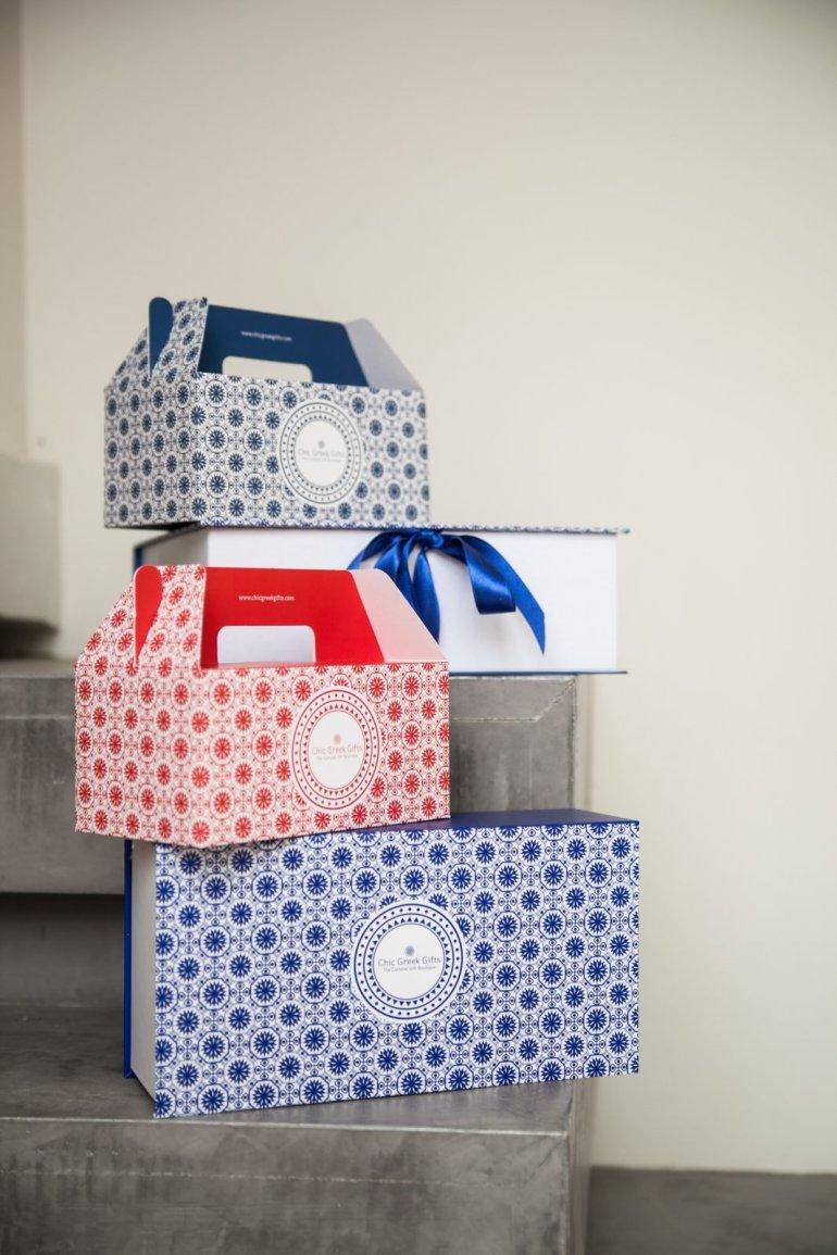 Chic Greek Gifts: Πακέτα δώρων με άρωμα Ελλάδας σε όλο τον κόσμο! - itravelling.gr