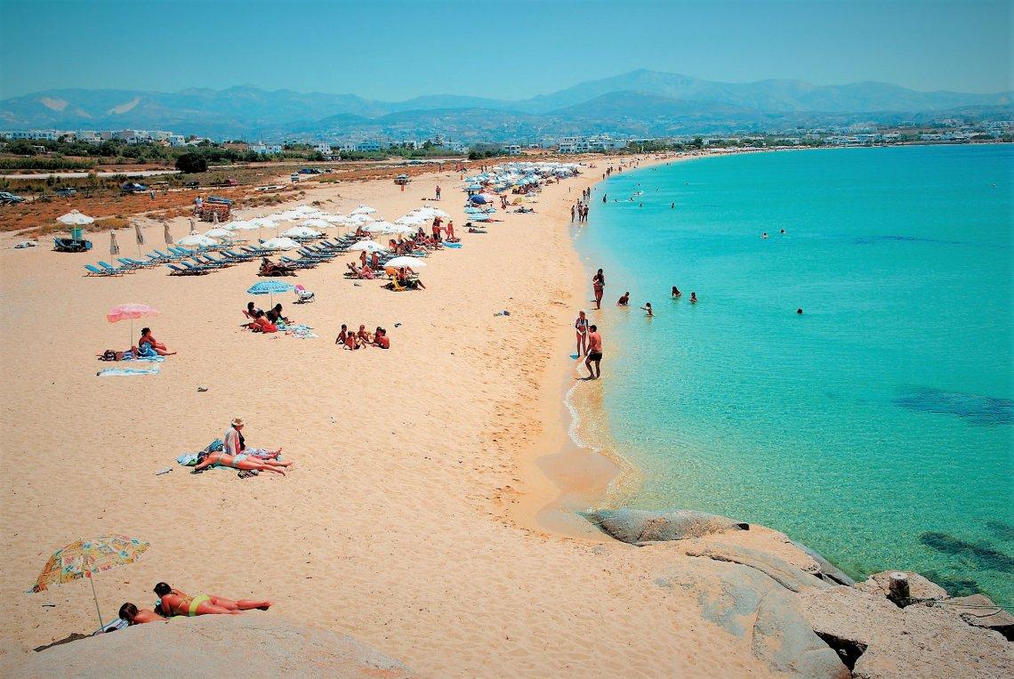 7 παραλίες στη Νάξο για δροσιστικές βουτιές! - itravelling.gr