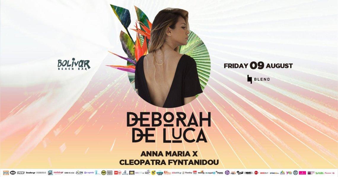 Η εκρηκτική Deborah De Luca στο Bolivar Beach Bar - itravelling.gr