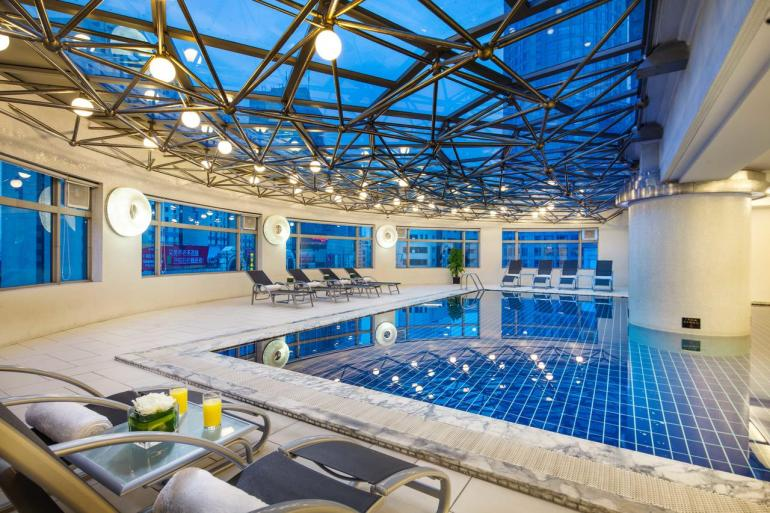 Intercontinental Shanghai Wonderland: Luxury διαμονή στα υπόγεια! - itravelling.gr