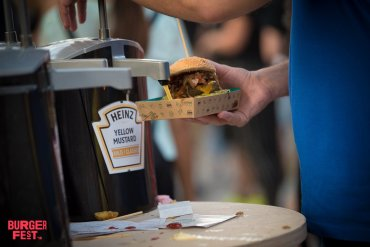 Ψήνεσαι για burger; Ραντεβού σήμερα στο Burger Fest!