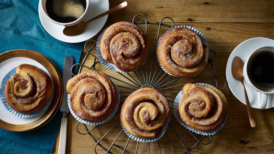 Cinnamon Buns: Ρολάκια κανέλας φουλ του γλάσου - itravelling.gr