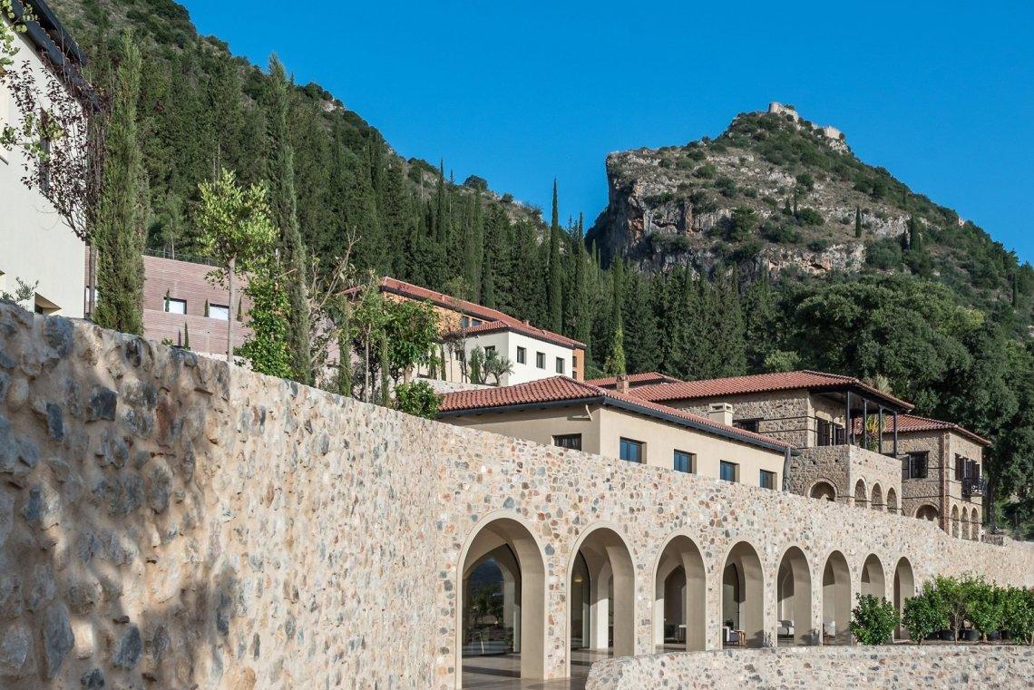Ξεχωρίζει ανάμεσα στα καλύτερα spa resorts του κόσμου!