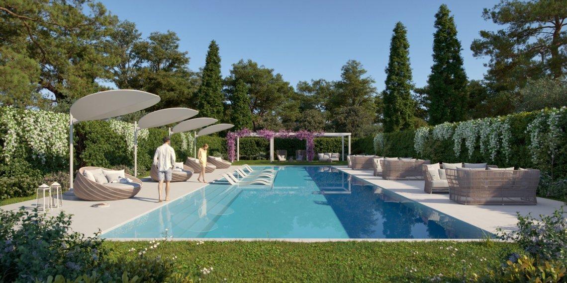 ΤΗΕ WAVE: Design και αισθήσεις στο νέο κτίριο στο Γκολφ της Γλυφάδας - itravelling.gr