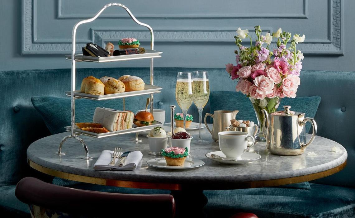 Tea o' clock: 7 στέκια για αυθεντικό τσάι στο Λονδίνο - itravelling.gr