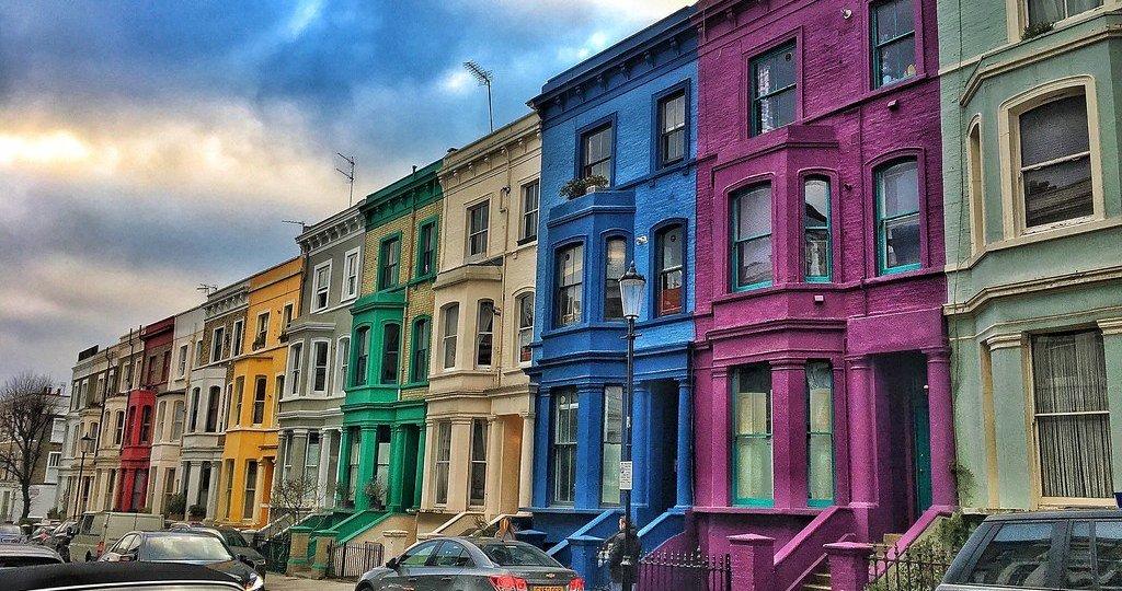 Μια βραδιά (και μια ημέρα) στο Notting Hill