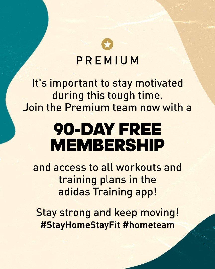 Γυμναζόμαστε στο σπίτι με την adidas για μια δυνατή #HOMETEAM - itravelling.gr