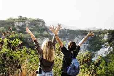 5 προορισμοί για να ξεφύγεις με τις φίλες σου