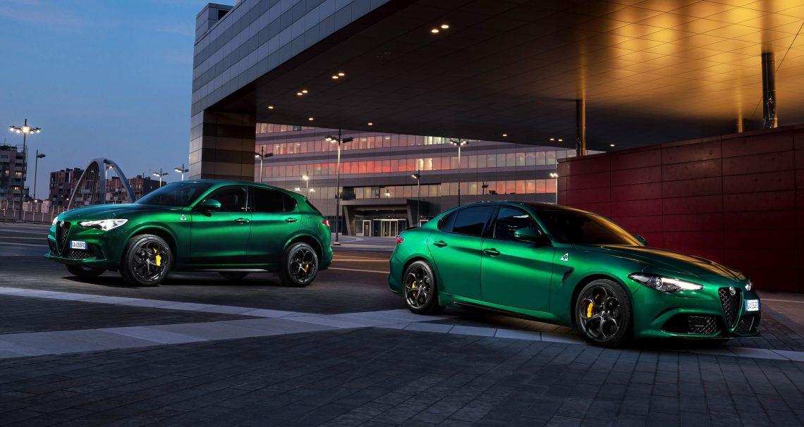 Βάζουν «φωτιά» οι νέες Alfa Romeo Giulia και Stelvio Quadrifoglio!