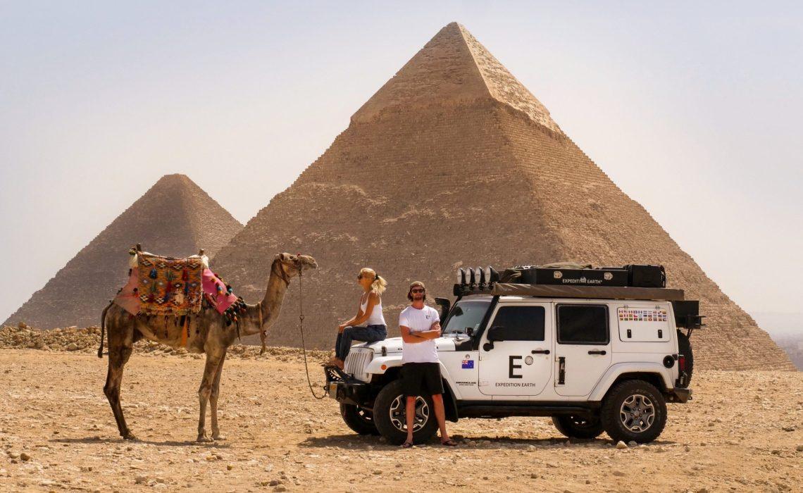 Ετοιμάσου για τον γύρο του κόσμου με ένα Jeep Wrangler