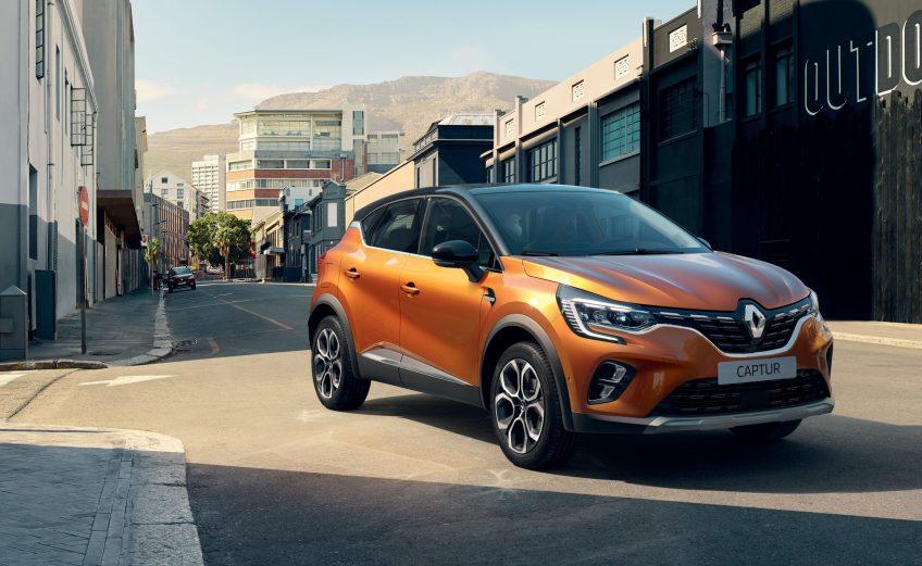 Renault Captur: Διαθέσιμο στην Ελλάδα με ασφάλεια 5 αστέρων