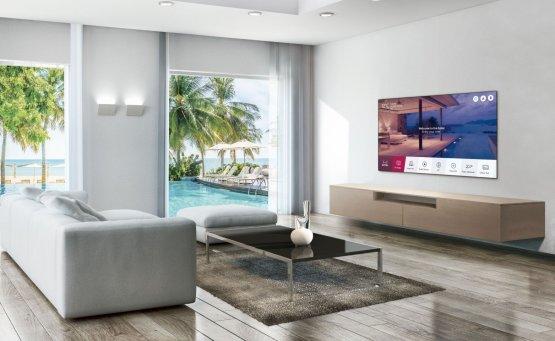 "webOS 5.0: Νέα έκδοση για πιο ""έξυπνες"" ξενοδοχειακές τηλεοράσεις από την LG - itravelling.gr"