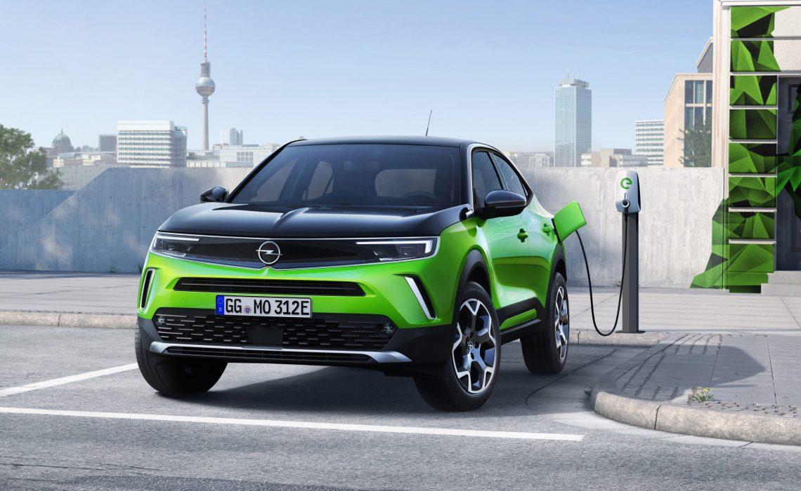 Αποκάλυψη τώρα για το αντισυμβατικό νέο Opel Mokka