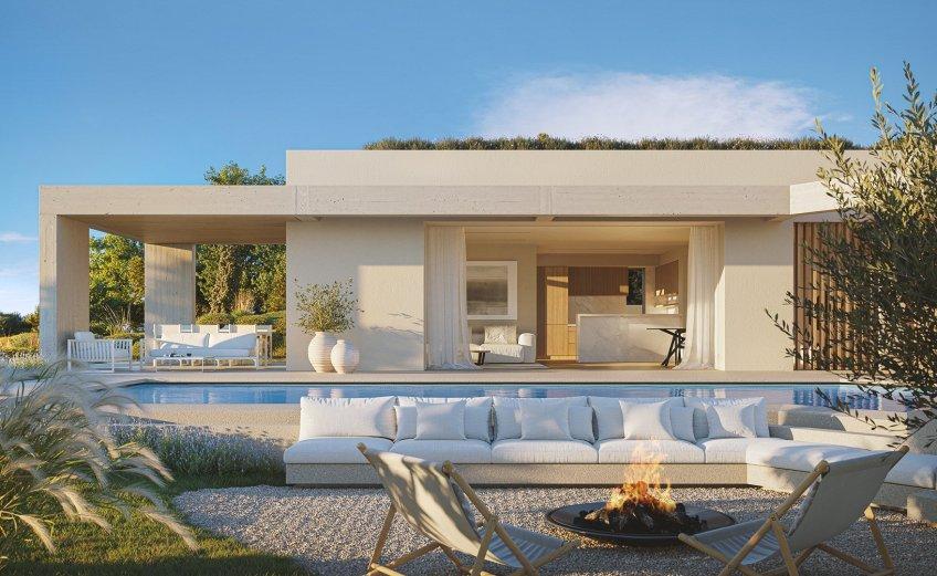 The Villas in Rolling Greens: Μια luxury γειτονιά στn Costa Navarino - itravelling.gr