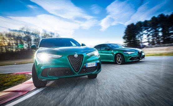 Alfa Romeo Quadrifoglio: Το D.N.A. βάφτηκε πράσινο!