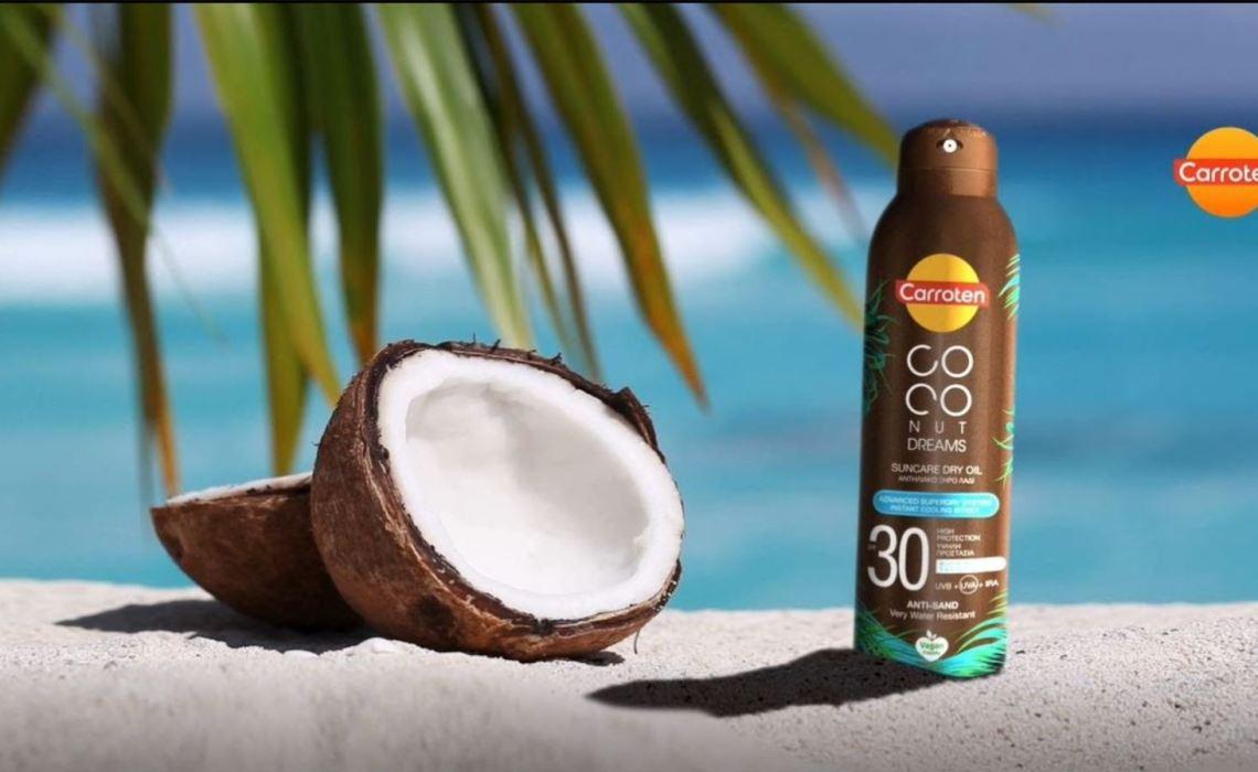 Coconut Dreams: Καλοκαίρι με άρωμα καρύδας από την Carroten - itravelling.gr