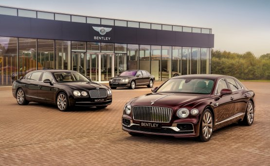 Bentley Flying Spur: Η πολυτέλεια είναι δημοφιλής