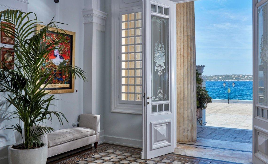 Φθινοπωρινή απόδραση στις Σπέτσες και το Poseidonion Grand Hotel - itravelling.gr