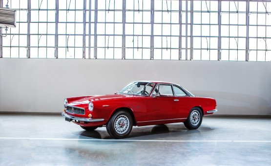Abarth 2400 Coupé Allemano: Η αδυναμία του Carlo Abarth!