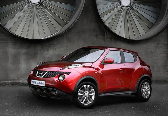 Nissan Juke: Μία κολώνια που κρατάει 10 χρόνια!