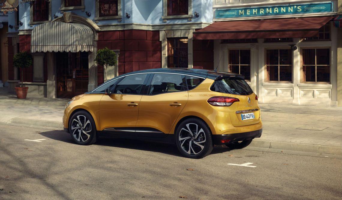 Το νέο Renault Scenic έρχεται πιο πολυμορφικό από ποτέ!