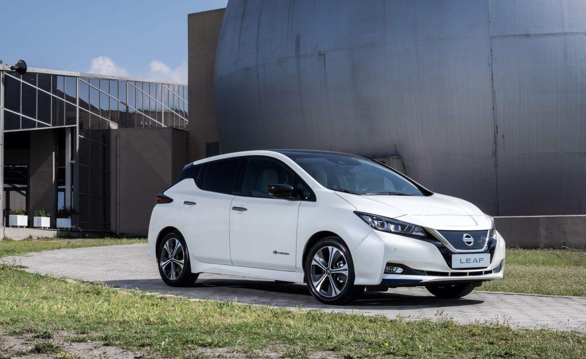 Το Nissan Leaf άνοιξε το δρόμο προς την ηλεκτροκίνηση