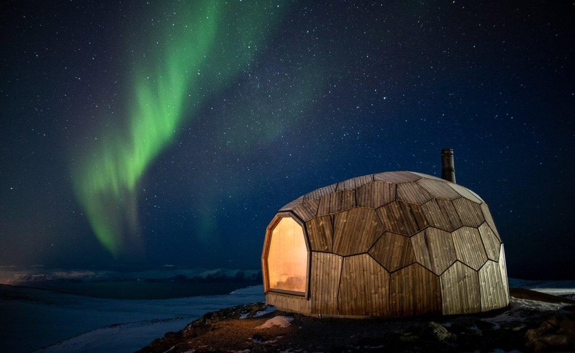 Varden Cabin: Φύγαμε για πεζοπορία στον Αρκτικό Κύκλο - itravelling.gr