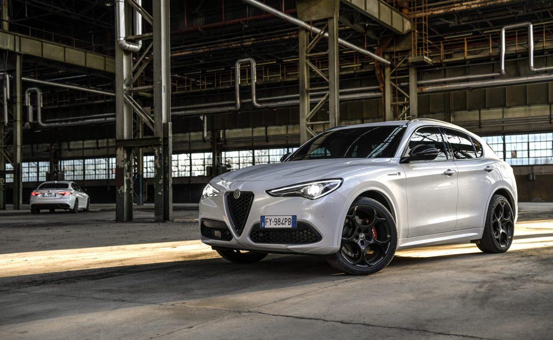 Η ανανεωμένη Alfa Romeo Stelvio δεν αστειεύεται!