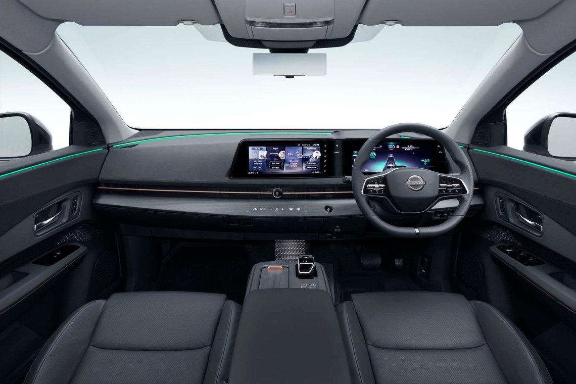 Nissan Ariya: Μια νέα ηλεκτρική εποχή ανατέλλει!