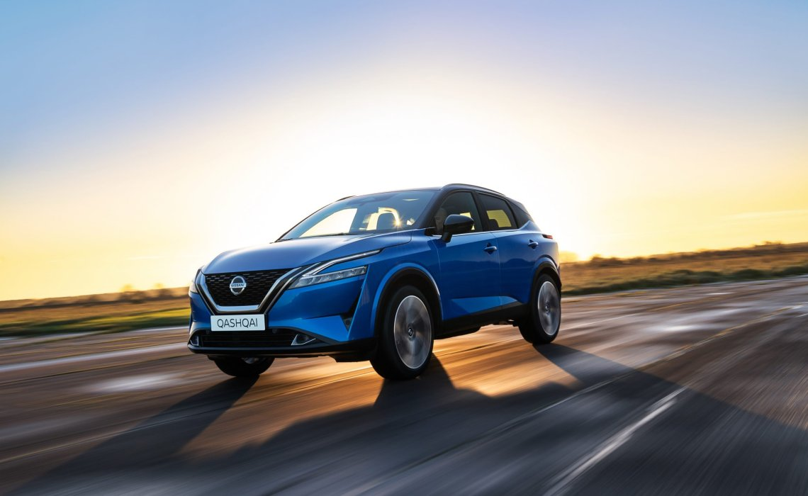 Νέο Nissan Qashqai: The Return of the King!