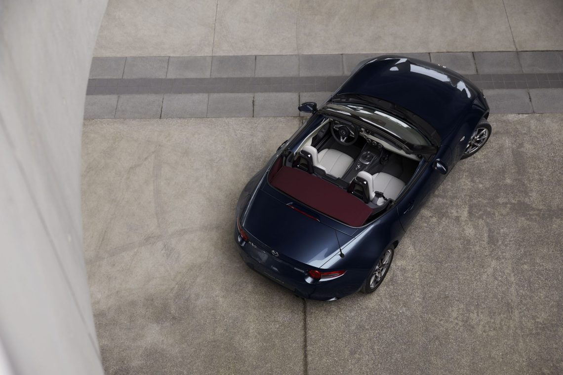 Mazda MX-5: Το θρυλικό roadster που αγαπήθηκε όσο κανένα!