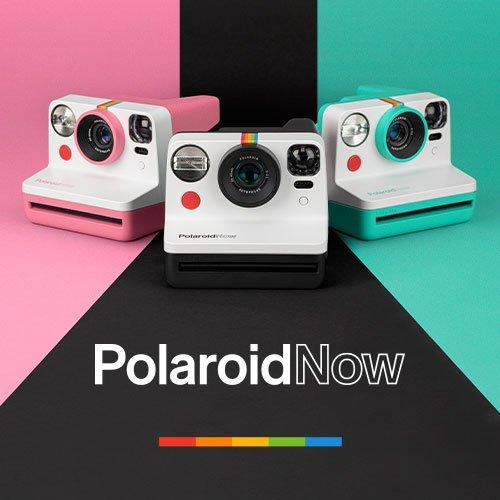Η Polaroid Now έρχεται στα χρώματα της άνοιξης - itravelling.gr