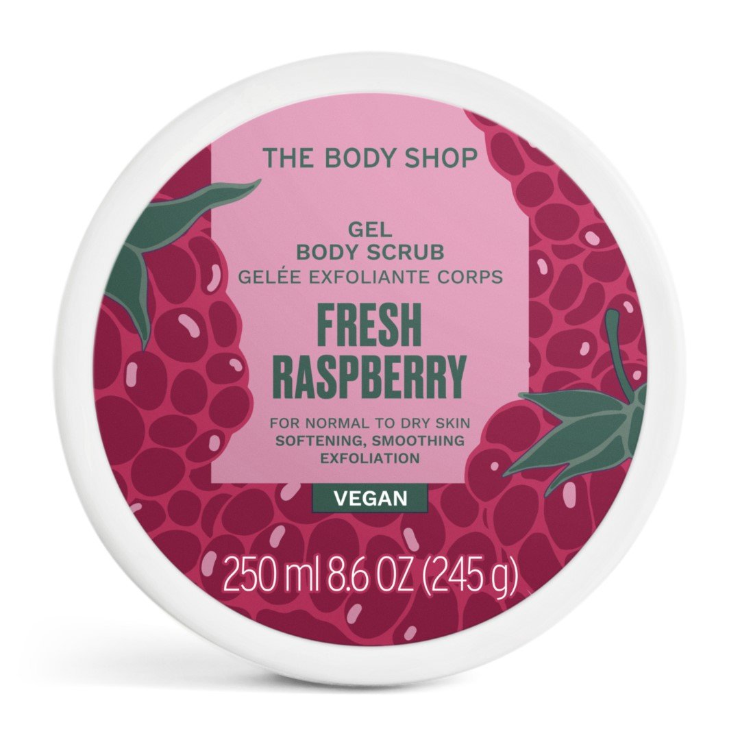 Fresh Raspberry Δύο νέες σειρές περιποίησης σώματος με άρωμα καλοκαιριού - itravelling.gr